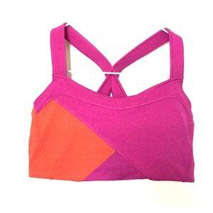 Lululemon Crossback Sports Bra Size 4